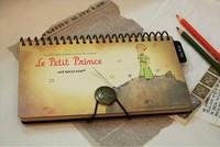 Fancy Le Petit prince weekly scheduler 6.5USD/pcs 20.5*12.8*2.5cm 50sheets