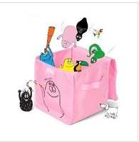 Multi-function babar father received a box cover band cosmetic box of 85 g)