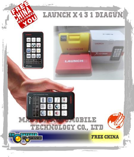 X-431 Diagun is a specially designed diagnostic tool for automotive technicians.(China (Mainland))