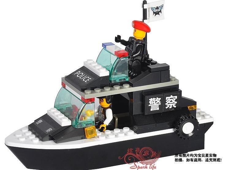 как сделать маленькую подводную лодку из лего