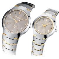 new arrival wrist watch Brande exclusive shop Watch tungsten steel lovers watch fashion ON SALE waterproof 8607