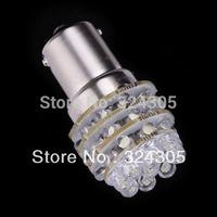 wholesale 2X BA15S 382 1156 36 LED Car Tail Brake Turn Indicator Light turn signal light stop lamp Bulb 12V WHITE yellow red