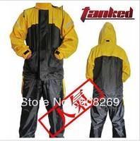 freeshipping!  TRC15 raincoat / Motorsports raincoat raincoat