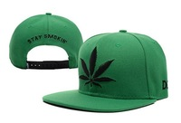 DGK The Stay Smokin in black  green  Snapback caps wholesale & dropshipping cheap online