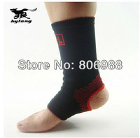 Wholesale Cheap Black Ankle guard Superior Flexibility Ankle support Durability High quality Ankle Protector Free shipping