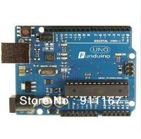 Promotion Sale !!  Development Board Uno r3 board MEGA328P ATMEGA16U2  + High Quality USB Cable for Arduino Free Ship