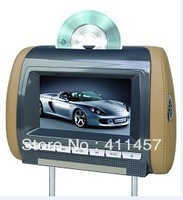 7inch Headrest Combo DVD monitor