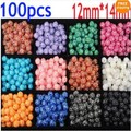 100X 12mm Rhinestone Ball Shamballa Resin Beads Fit for Bracelet Free shipping [bd5 M*100]