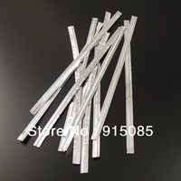 12cm Silver Tone Iron Metallic Twist Tie For Gift Candy Cello Bag Hot Sale 2000p 36326