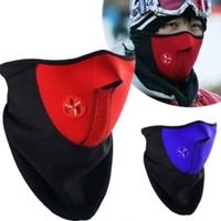 New Thermal Neck Fleece Balaclavas CS ride Hat Headgear Winter Skiing Ear Windproof Warm Face Mask