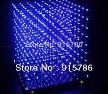 3d8s light cube  / 8*8*8 Light Cube / CUBE8 8x8x8 3D LED / kits / junior(China (Mainland))