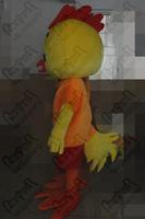 chicken mascot costumes movie cartoon chicken costumes free shipping