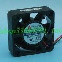 3cm fd0530105b-2n 3010 5v 0.4W dual ball  south bridge cooling fan
