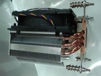 3u 4u tower work station heatpipe quieten server 1356 1366 2011 radiator fan