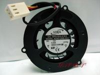 ad4512mb-h03 12v 0.30a   dual ball bearing cooling fan