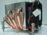 2u 1366 needle heatpipe server radiator pwm isothermia heatsink fan