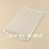 Free Shipping New Hot Hard Clear Transparent Plastic Back Case Cover Skin For Apple ipad Mini