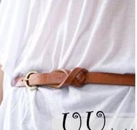 Personalized all-match thin belt