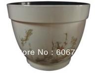 Wholesales 13.5inch  planters/ biodegradable flower pots/ECO pots/   MOQ 500pcs