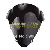 Free Shipping New Motorcycle Windshield Windscreen for Honda CBR 600 F4I 01-07 | Black