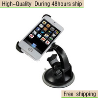 New Windshield Suction Car Mount Cradle Holder For Apple iPhone 5 5th 5G Free Shipping DHL UPS EMS HKPAM CPAM