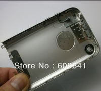 silver back cover housing for iPhone 1st 2g generation replacement 4gb