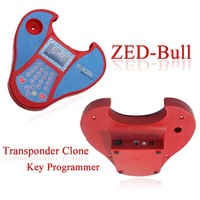 Latest version ZED-Bull ZEDBULL Transponder Clone Key Programmer Tool high quality free shipping