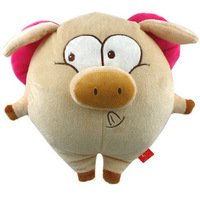 Plush doll cartoon pig doll angel pig