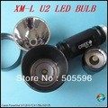 WHOLESALE CREE XM-L U2 High Power LED Flashlight with Strip, Lanyard