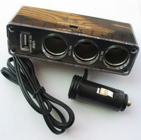 Driving recorder 1 3 doesthis three cigarette lighter belt 5v usb