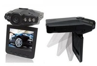 Night vision wide angle driving recorder car black box 500 pixels 720 hd 8g