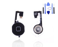 4s Home Button flex cable Original for iphone 4s cable MOQ 10pic//lot shipping china post 7-15day