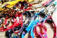 20 pcs Wholesale Nylon pet harness,Pet Collar FreeShipping