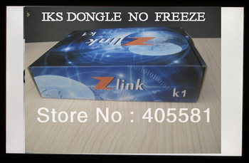 Free shipping Zlink dongle original  IKS dongle,iks dongle for azbox,azfox,az america free iks dongle for nagra3