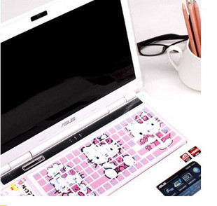 FREE SHIPPING Kt keyboard stickers cartoon desktop notebook general keyboard stickers lkt