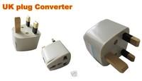 Universal AU US EU to UK AC POWER PLUG Travel Adapter