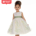 Free shipping&amp;wholesale girl&#39;s clothing,a-line princess dress