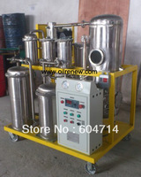 Stainless steel cooking oil purifier, UCO oil filtration system