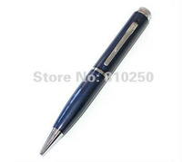 Pen DVR Camera with voice recording HD Video (1280*960) Pen DVR (with 4G TF card) + Free Shipping