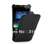 Black NEWEST Flip PU Leather Case Cover for ASUS PADFONE 2+Free Shipping