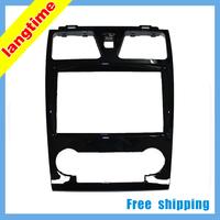 Free shipping-Car refitting DVD frame,DVD panel,Dash Kit,Fascia,Radio Frame,Audio frame for GEELY Emgrand EC7,2DIN