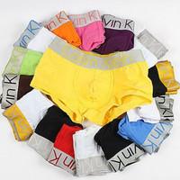 Fashion men underwear men boxers underwear boxer briefs Bamboo Fiber Spandex