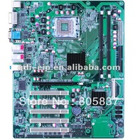 Mini Atx motherboard based on G41 with 5 PCI Slots