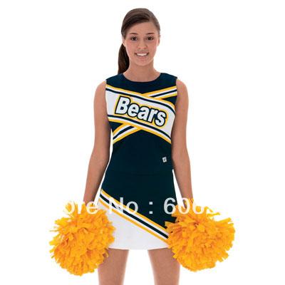 Yellow Uniform Skirt 36