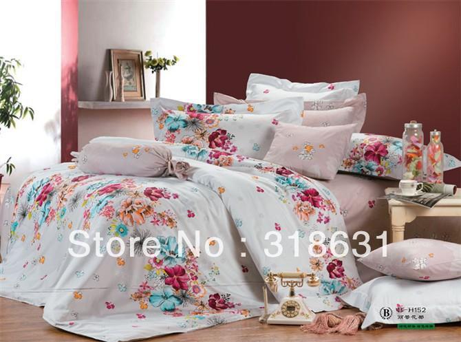 Chic housse de couette magasin darticles promotionnels 0 sur - Teinture textile blanc ...
