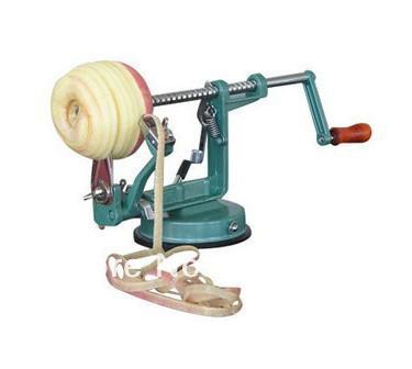 frucht apfel schäler entkerner schneidemaschine cutter parer messer küche werkzeug Random farbe