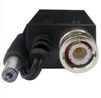 Twisted Pair video balun CCTV transmitter / 1800 meters transmitter