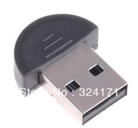 Smallest 2.0 Mini USB Bluetooth Adapter V2.0 EDR USB Dongle Retail packaging