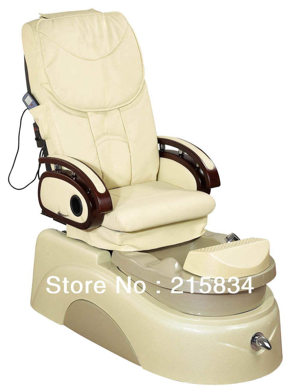 Hot Sale Pedicure SPA Chair Made By Fiberglass Electric