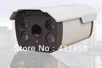 HK free shipping sony effio CXD4140GG HD 700TVL four array led ir box camera weatherproof ip66 ir distance 100m